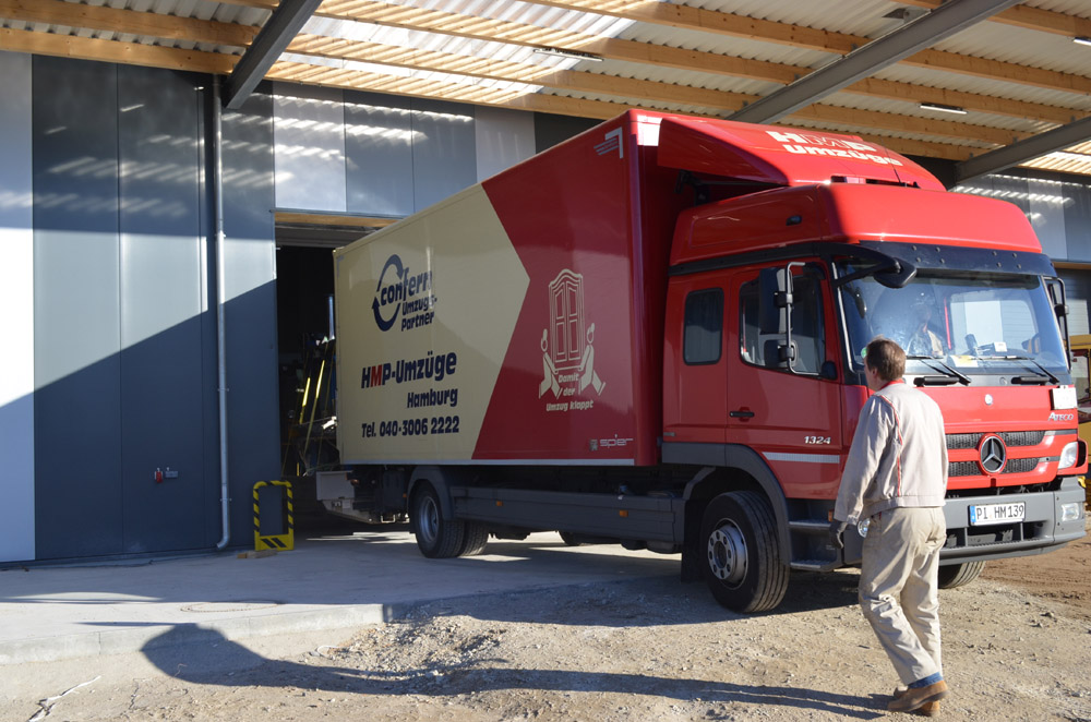 Commercial Moving HMP