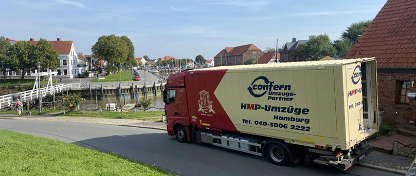 Umzugslogistik Hamburg HMP