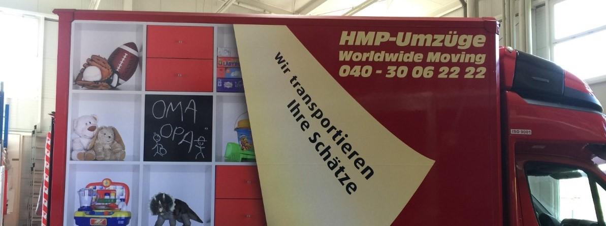 HMP Transportservice Hamburg
